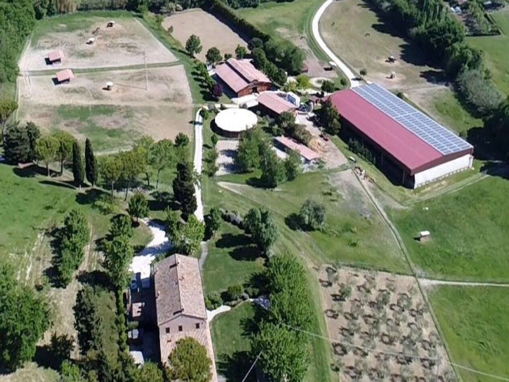 Badia Farmhouse Marche