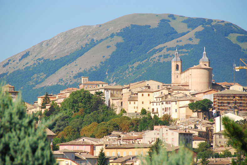 Camerino Villages And City Of Art Macerata And Fermo