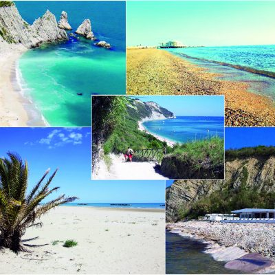 5 dream beaches in the Marche region