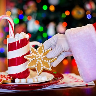 FIVE THINGS TO DO AT #CHRISTMAS2018