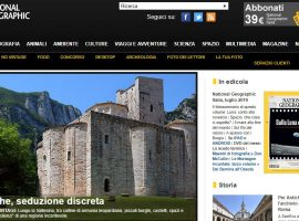 Le Marche in prima pagina su National Geographic