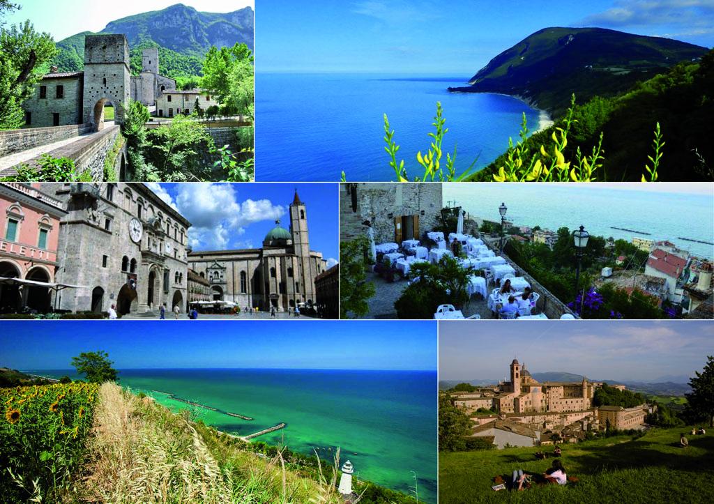 giorni nelle Marche, 2 itinerari consigliati  Marche travelling